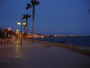 Photo: View of Paphos