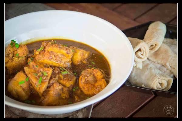 Chicken Stew - Ethiopian Style Recipe