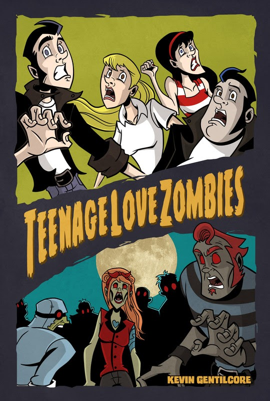 Teenage Love Zombies (2015)