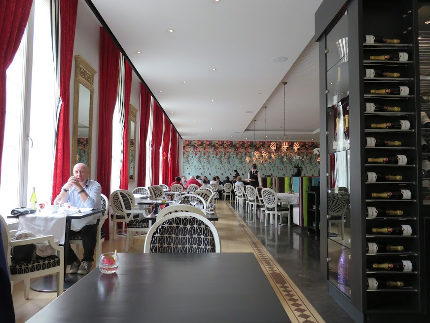 ontbijt grand hotel reylof gent high tea