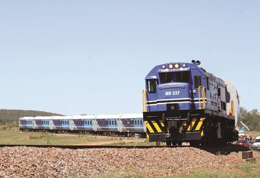 Transnet paid a Gupta-linked company 750% more than budgeted for. File photo.