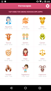 Horoscopes- screenshot thumbnail