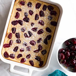 Cherry Oven Pancake
