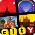 4 Pics 1 City icon