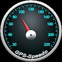 GPS-Speedo Pro icon