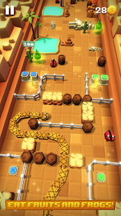 Blocky Snakes- screenshot thumbnail