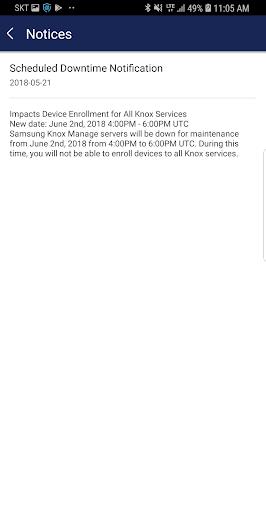Samsung Knox Manage 2.1.3.05.SEC.1 screenshots 7