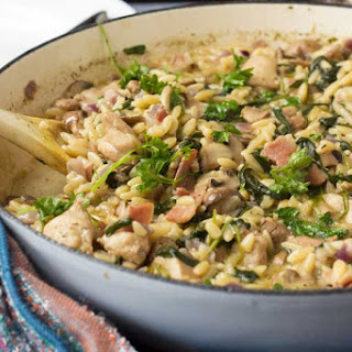 Cream Mushroom Orzo Recipes