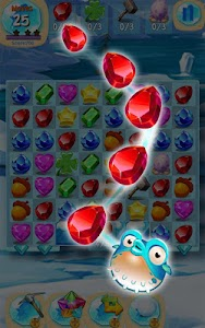 Gems Blast For Ice Age v1.0 Mod Money + Lives