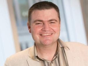 Dirk Meerkotter, Business Intelligence Specialist.