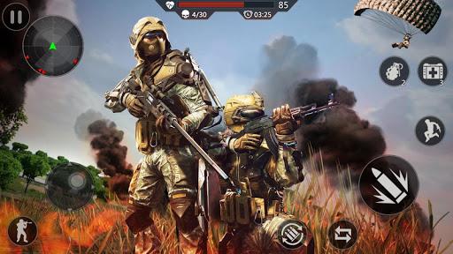 Critical Action :Gun Strike Ops - Shooting Game 2.4.90 screenshots 8