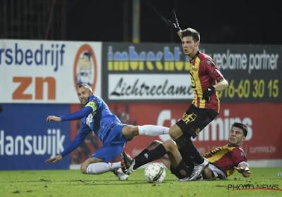Alexander Corryn signe à l'Antwerp