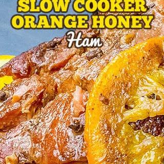Crock Pot Ham With Orange Juice Recipes.