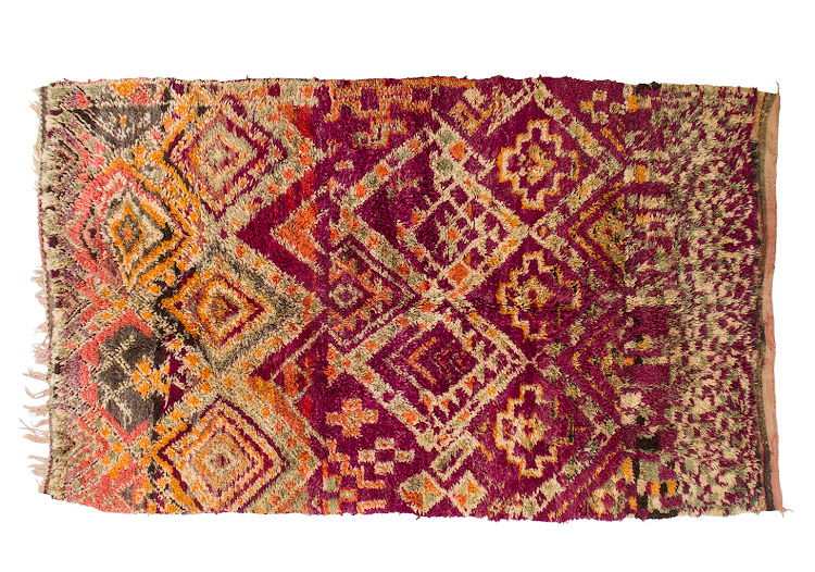 The Azilall rug