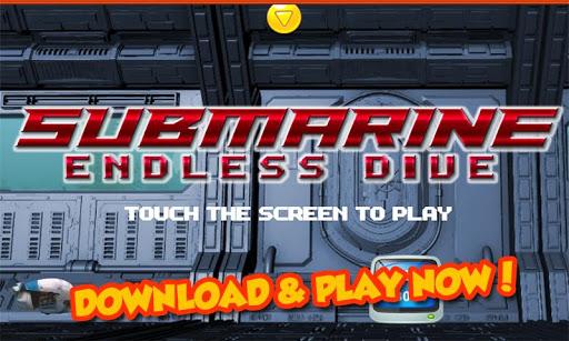 Submarine Endless Gold Dive