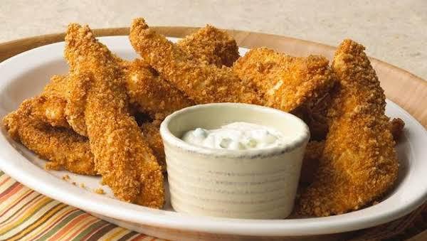 Crispy Crunchy Chicken Fingers Recipe