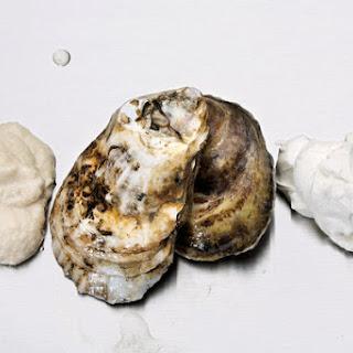 Souffléed Horseradish Oysters