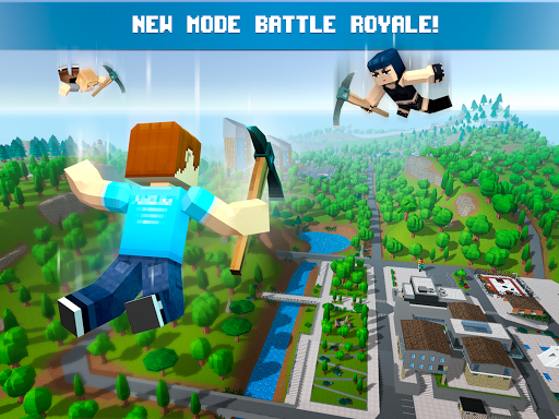 Mad GunZ - Battle Royale, online, shooting games 1.8.2 Cheat screenshots 1