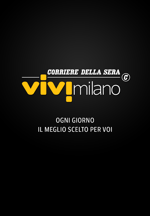 Vivimilano- screenshot