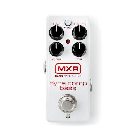 MXR M282 Dyna Comp Bass - Bass Compressor