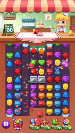 Sweet Candy POP : Match 3 Puzzle screenshots 16