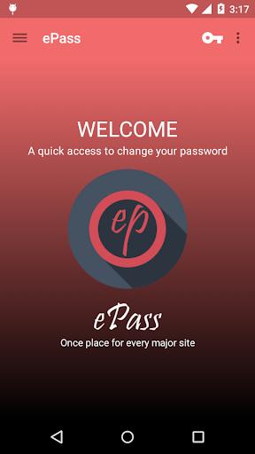 ePass-Social Password Manager