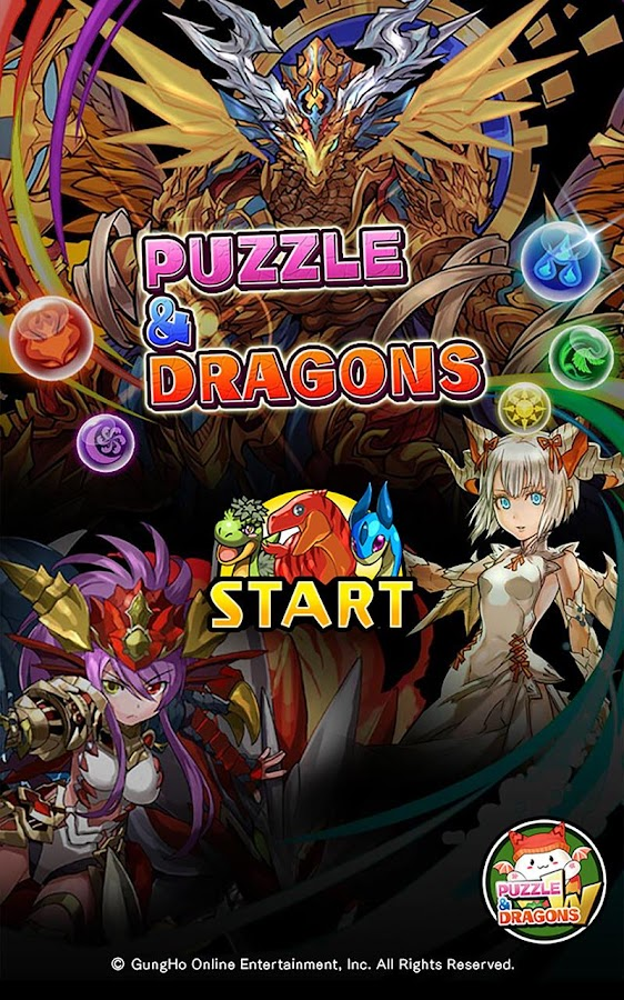 パズル&ドラゴンズ(Puzzle & Dragons)- screenshot