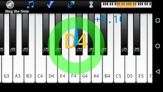 Voice Training - Learn To Sing- screenshot thumbnail