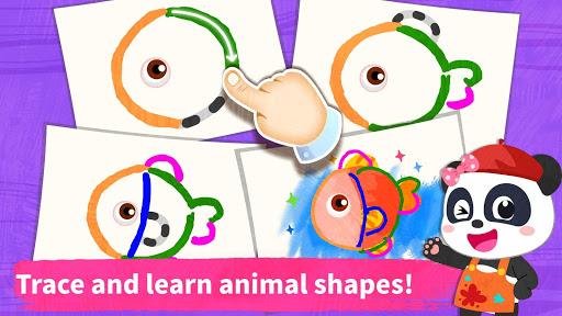 Baby Panda's Art Classroom: Music & Drawing 8.39.11.00 8