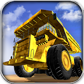 Extreme Hill Mining Driver 3D