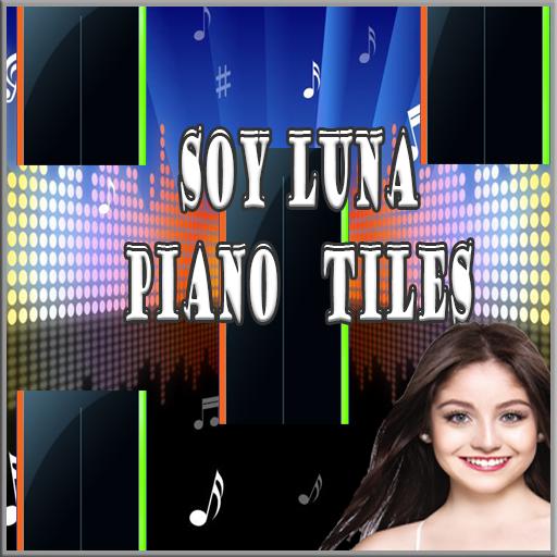 Soy Luna Piano Tiles - Alla Voy Soy Luna