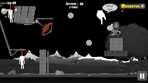 Archer's bow.io  gameplay | by HackJr.Pw 12