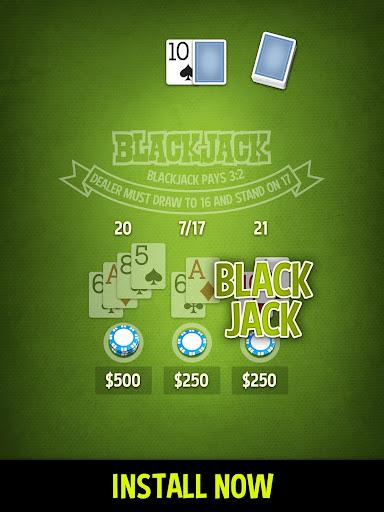 Blackjack 21 - ENDLESS & FREE 1.0.7 Mod screenshots 5