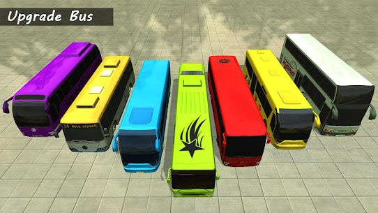 Bus Racing : Coach Bus Simulator 2020 7