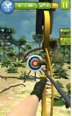 best sports games for android archery