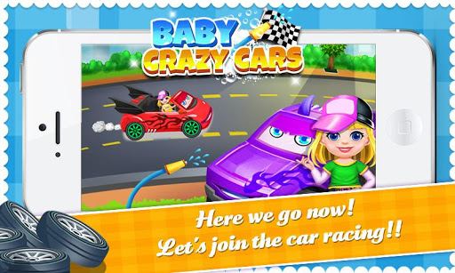 Furious Babies Fast Cars Game