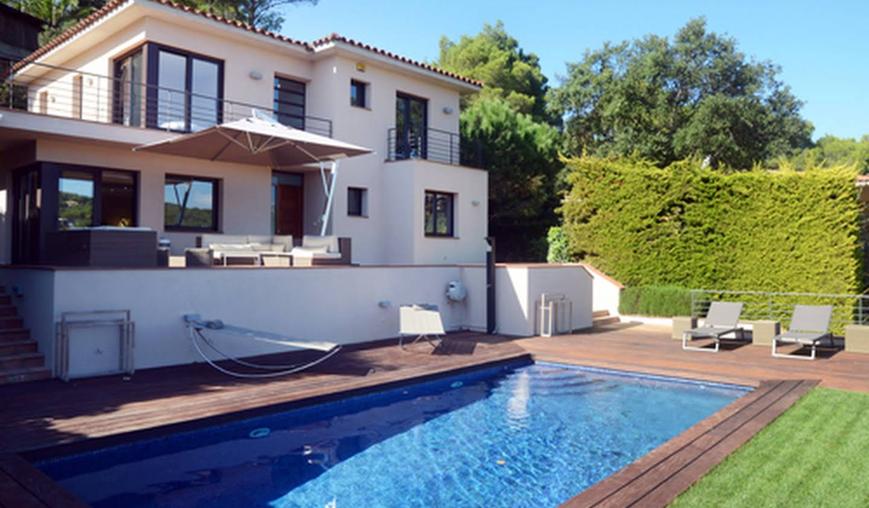 Maison avec piscine et jardin Tamariu