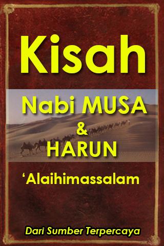 KISAH NABI MUSA HARUN