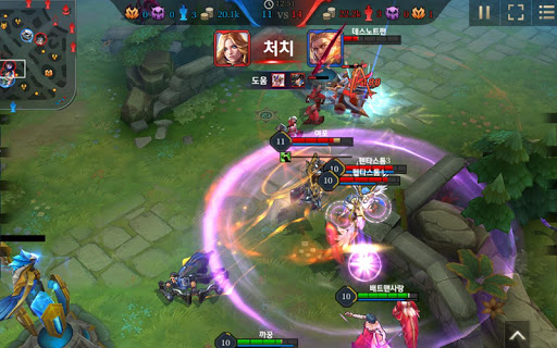 ud39cud0c0uc2a4ud1b0 for kakao(5v5)  gameplay | by HackJr.Pw 14