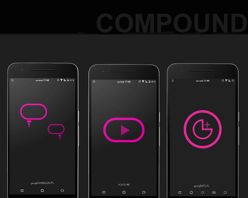 Compound for Substratum (Android Oreo/Nougat) Screenshot 12