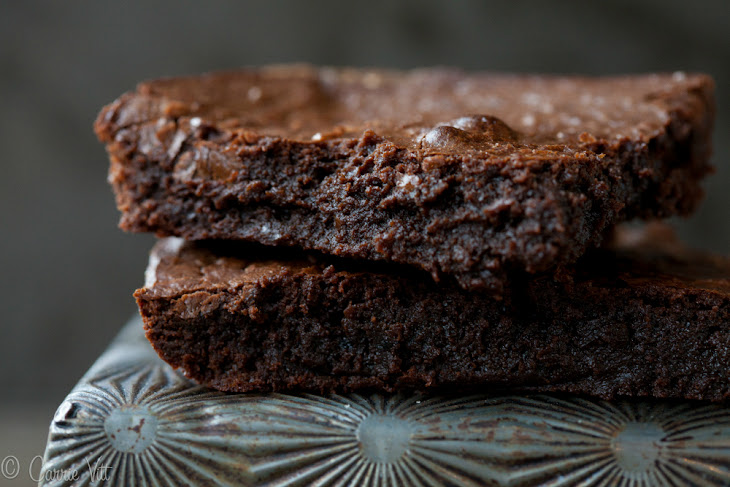 The Best Fudgy Brownies (Grain-Free, Paleo, Gluten Free)