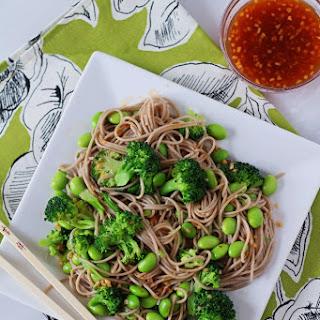 Sweet Chili Soba Noodles.