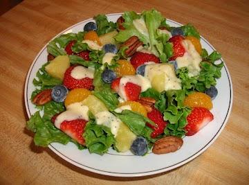 Fruity Tossed Salad Recipe