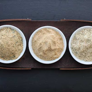 Seasoned Bread Crumbs (Gluten Free & Vegan)