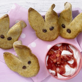 Easter Bunny Pastries