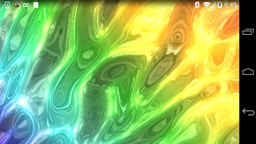 玩個人化App|カラーフロー 3D LWP免費|APP試玩