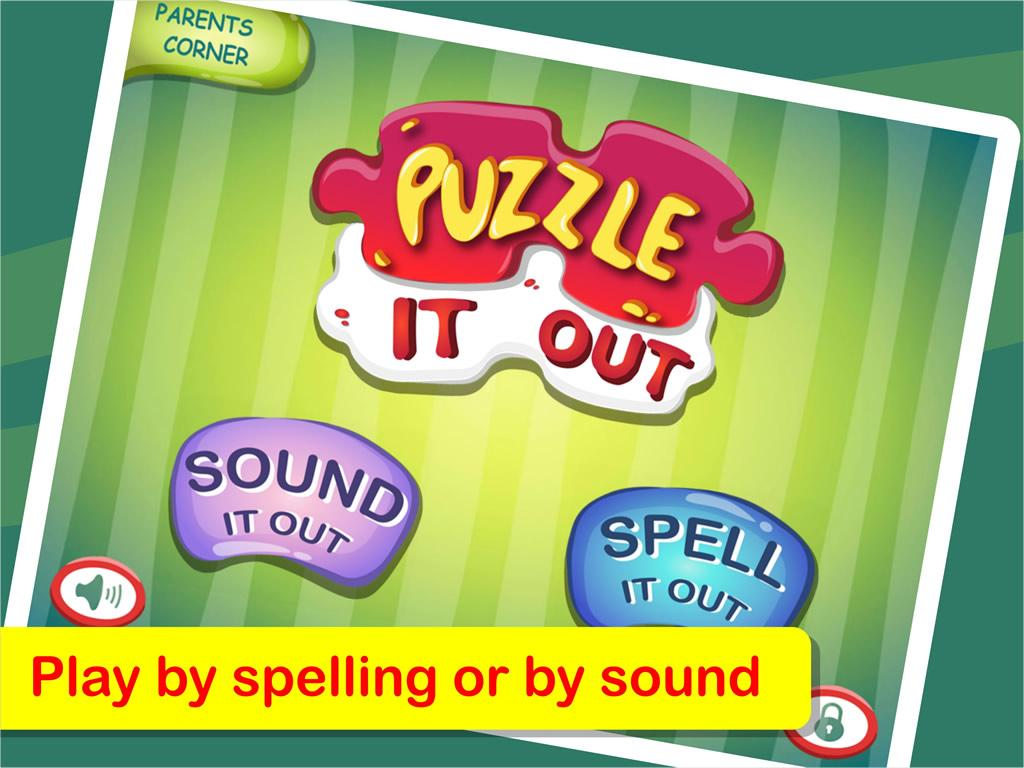 Puzzle it Out- screenshot