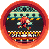 Super Sonic Knuckles Friend Adventure