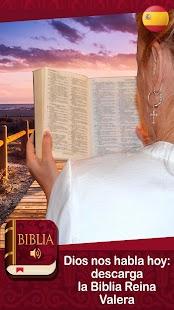 Biblia Audio Español - náhled