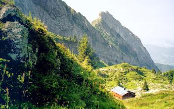 Photo: Refuge Tournay 1671m - Weitere Infos zu Touren in Savoyen:  http://pagewizz.com/liste-wanderungen-und-ausfluege-in-hochsavoyen-frankreich/
